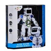 Oyuncak Uzaktan Kumandalı Robot Alien Water