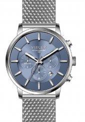 Vialux VX534S-11SS Erkek Kol Saati