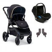 Mamas Papas Ocarro Jewel Travel Sistem Bebek Arabası Black Diamond