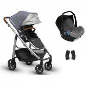 Uppababy Cruz Travel Sistem Bebek Arabası Gregory