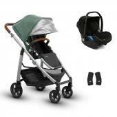 Uppababy Cruz Travel Sistem Bebek Arabası Emmett