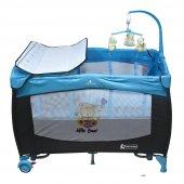 Star Baby SB107 Prent Oyun Parkı 70*110 cm-2