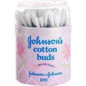 Johnsons Baby Kulak Temizleme Çubuğu 100 Lü