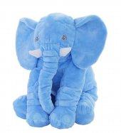 Uyku Arkadaşım Fil 65cm - Peluş Toy Elephant - Büyük Yumuşak FİL-6