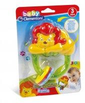 Baby Clementoni Diş Kaşıyıcı Aslan Çıngırak...