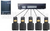 Fortel Z206 2harici 5dahili Gigaseta120 Kablosuz Telefon Santrali