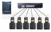 Fortel Z206 2harici 6dahili Gigaseta120 Kablosuz Telefon Santrali