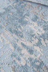 Mavi Renk Modern Salon Halısı - HS99002B-3
