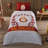 Taç Lisanslı Nevresim Galatasaray Grey