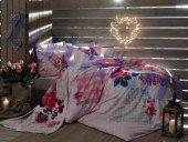 Sevgililer Gününe Özel Taç Lavien Rose Nevresim Takımı
