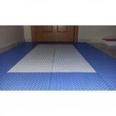 Plastik Esnek Hasır Paspas 18 Adet (2m2)
