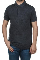 Cazador Erkek Desenli Polo Yaka Tshirt 4095