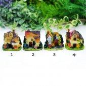 Terarium Minyatür Bahçe Orman Evi