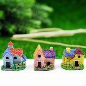 Teraryum Minyatür Bahçe Mini Ev
