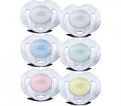 Avent Klasik Emzik 2 Li Transparan Ortodontik Bpa0 3 Model