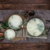Güral Porselen Digibone Atina 24 Parça Yemek Takımı Dg331