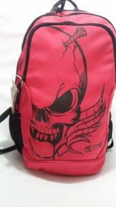 ALONE üç bölmeli okul sırt çantası-2