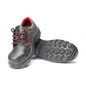 Pars Çelik Burunlu Deri Ayakkabı No 43