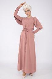 Puane Kadın Karamel Elbise