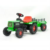 Oyuncak Basic Traktör Yeşil 6 V