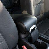 Araç İçi Oto Kol Dayama Yastığı Araç Deri Kolçak Yastığı Kol Dayama Kolçak Yastık Minderi kolçağı-3