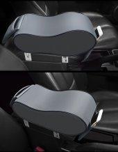 Araç İçi Oto Kol Dayama Yastığı Araç Deri Kolçak Yastığı Kol Dayama Kolçak Yastık Minderi kolçağı-5
