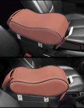 Araç İçi Oto Kol Dayama Yastığı Araç Deri Kolçak Yastığı Kol Dayama Kolçak Yastık Minderi kolçağı-6