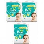 Prima Bebek Bezi 5 Beden 46 Lı 3 Paket Toplam 138 Adet Fırsat