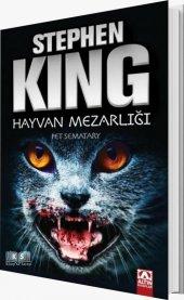 Hayvan Mezarlığı Gecenin Pençesi Stephen King...
