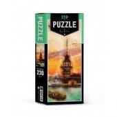 Blue Focus Kız Kulesi 230 Parça Puzzle BF134