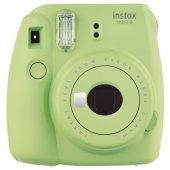 Fujifilm İnstax Mini 9 Açık Yeşil Kompakt Foto Mak...