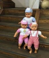 Oyuncak Et Bebek Deniz Saçsız Et Bebek 65 Cm Kargo Ücretsiz Oyuncak Bebek Etbebek