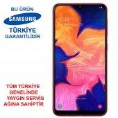 Samsung Galaxy A10 32gb Kırmızı (Samsung...