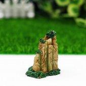 Terrarium Minyatür Bahçe Mini Dağ