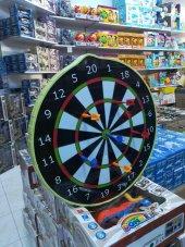 Kutulu Manyetik Eğitici Aile Dart Oyunu Magnet...