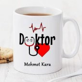 Doktor Kişiye Özel Kupa Pi36