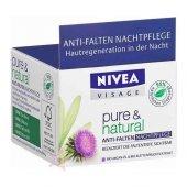 Nivea Vısage Pure&natural Kırışık Karşıtı Gece...