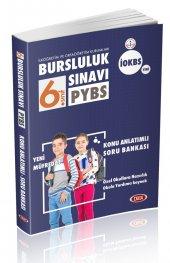 Data 6.sınıf Bursluluk Sınavı Hazırlık Kitabı...