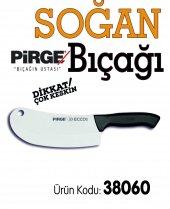 Bursa Pirge Ecco Sebze Meyve Soğan Bıçak Satırı...