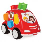 Pilsan Eğitici Öğretici Niloya Bultak Araba 1+yaş