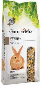 Gardenmix Platin Tavşan Yemi 1kg