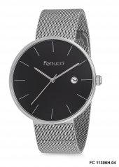 Ferrucci Fc 11306h.04 Gümüş Renk Hasır Erkek Kol Saati