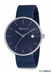 Ferrucci Fc 11306h.02 Erkek Hasır Kol Saati