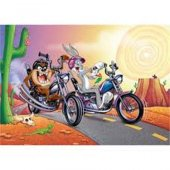 Ks Looney Tunes Puzzle 100 Parça-2