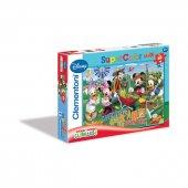 Clementoni Mickey Mouse Maxi 60pcs Puzzle
