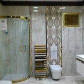 35 x 35 Alüminyum Altın Banyo Wc Panjuru-4