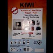 Moulinex Zelio Elektrikli Süpürge Sentetik 5 Adet Toz Torbası -2