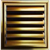 45 X 55 Alüminyum Altın Banyo Wc Panjur-2