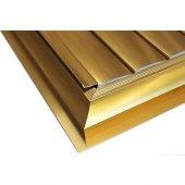 50 X 40 Alüminyum Altın Banyo Wc Panjur-4