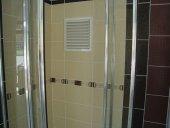 50 X 40 Alüminyum Kollu Beyaz Banyo Wc Panjur Menfez-4